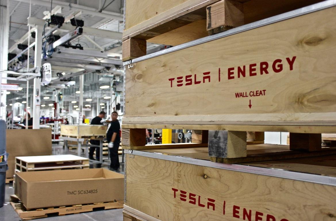 Тесла подтверждает «День батареи» и собрание акционеров на 22 сентября от Fremont