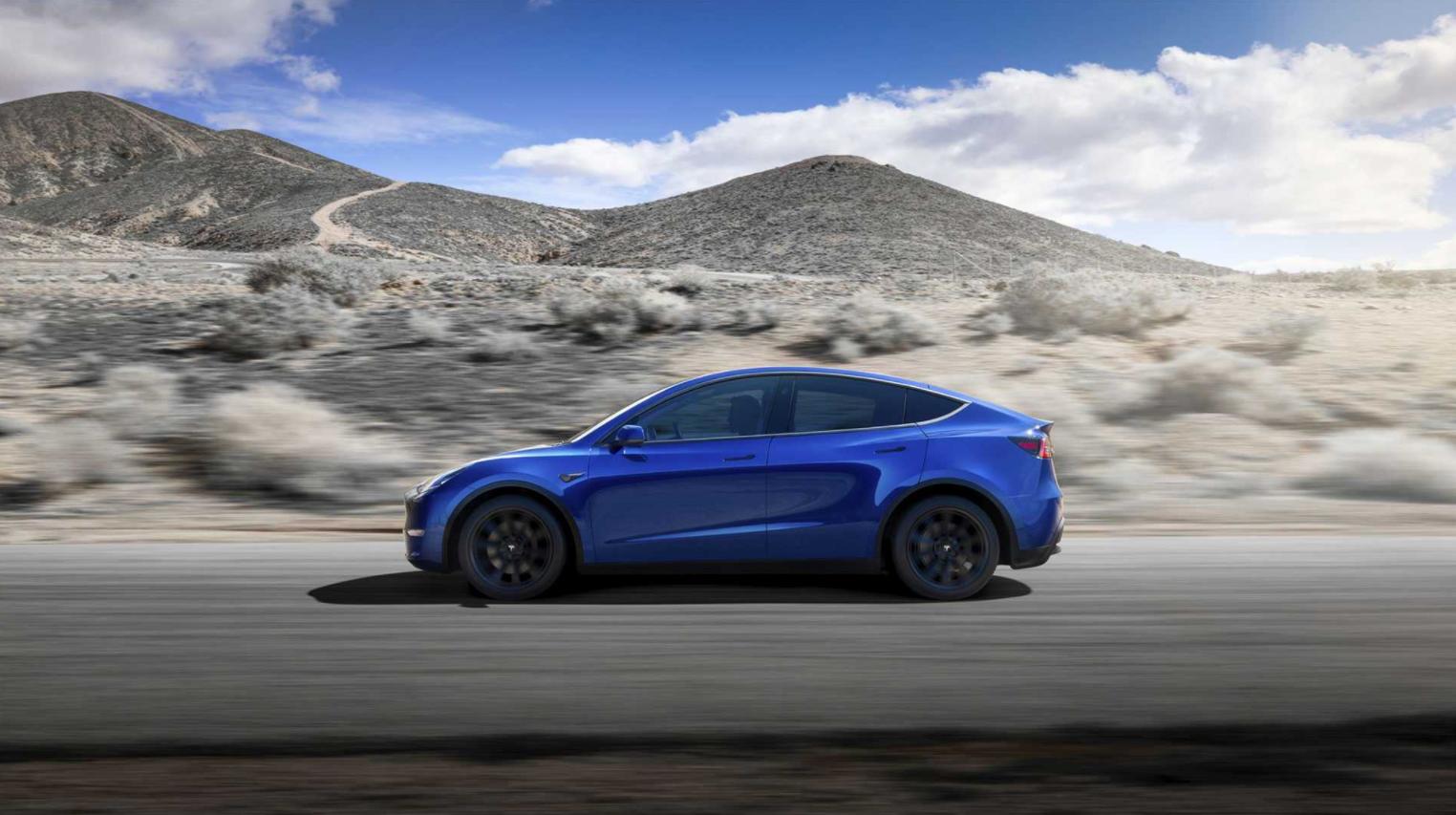 Tesla сдаст в аренду модель Y за 499 долларов в месяц