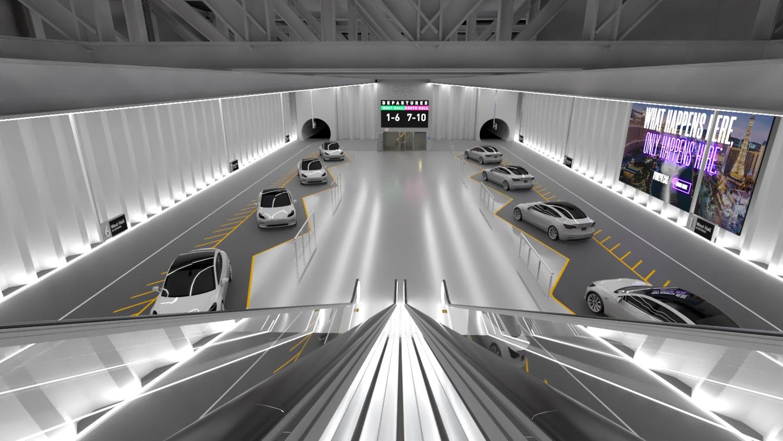 """Las Vegas Boring Company Илона Маска прокладывает туннели """"всего в нескольких месяцах"""" от эксплуатации"""