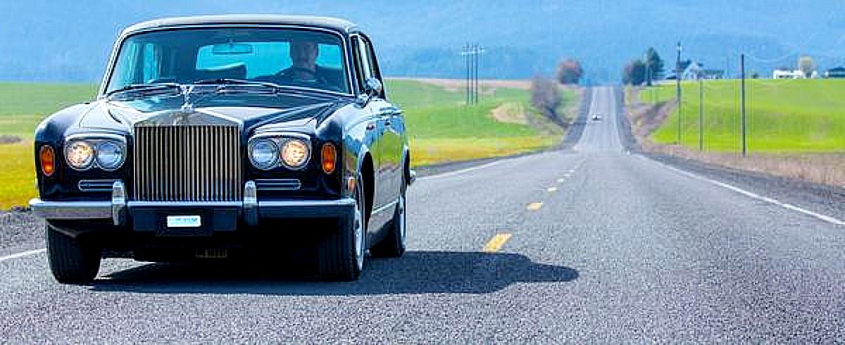 Запчасти Tesla Model S возвращают к жизни легендарный Rolls Royce