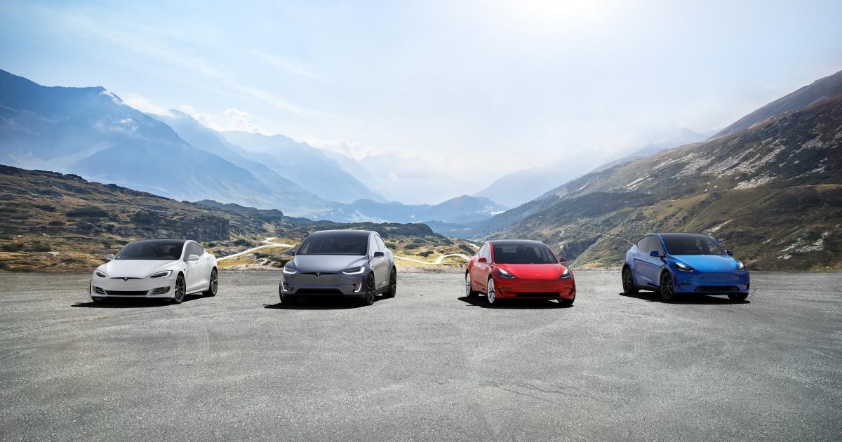 Tesla достигла цели производства и поставок 500000 к 2020 году