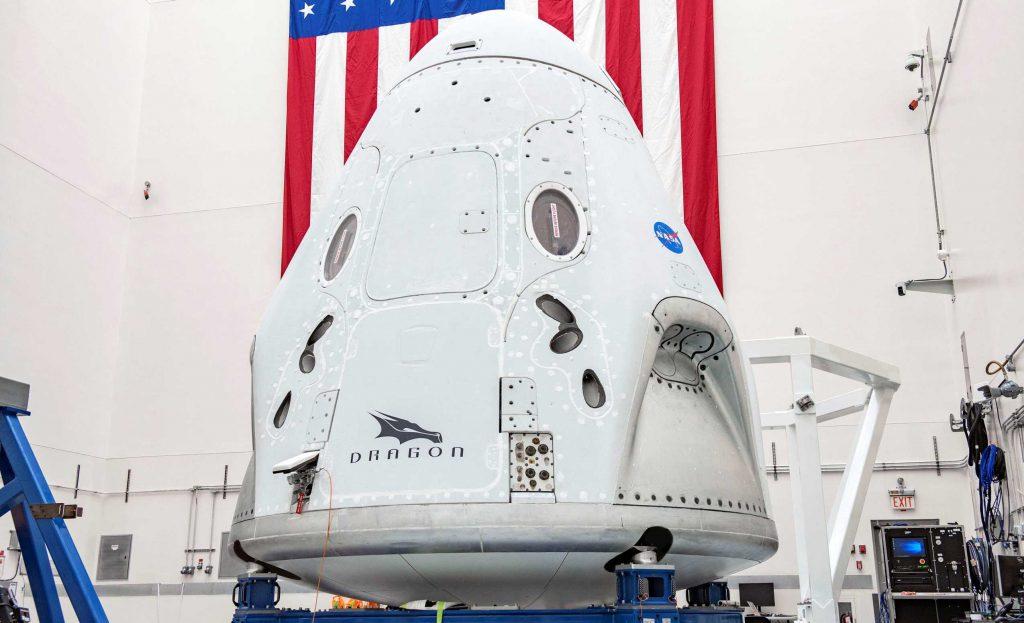 SpaceX и НАСА переносят следующий запуск астронавтов на конец октября