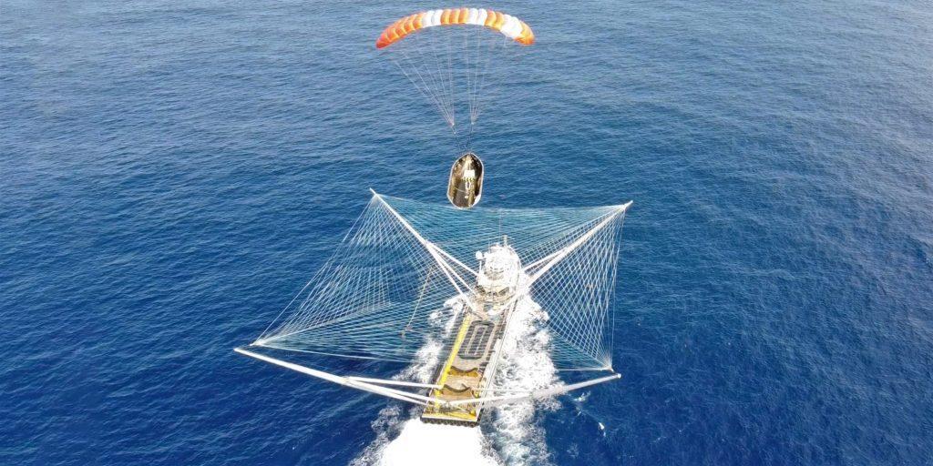 SpaceX упрощает вид защелки обтекателя ракеты с помощью автопилота