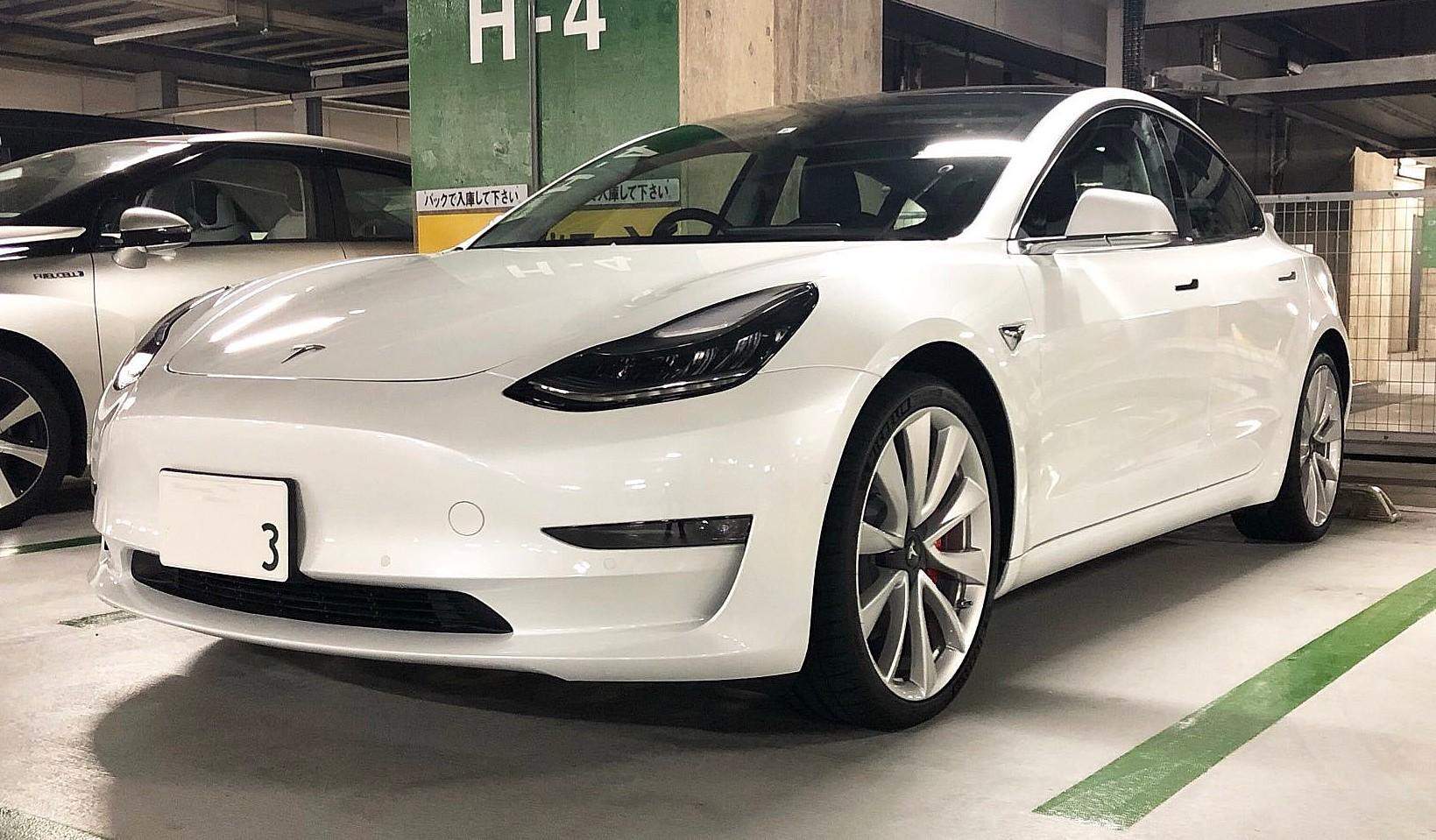 Подъем Tesla разоблачает риск того, что Япония останется позади