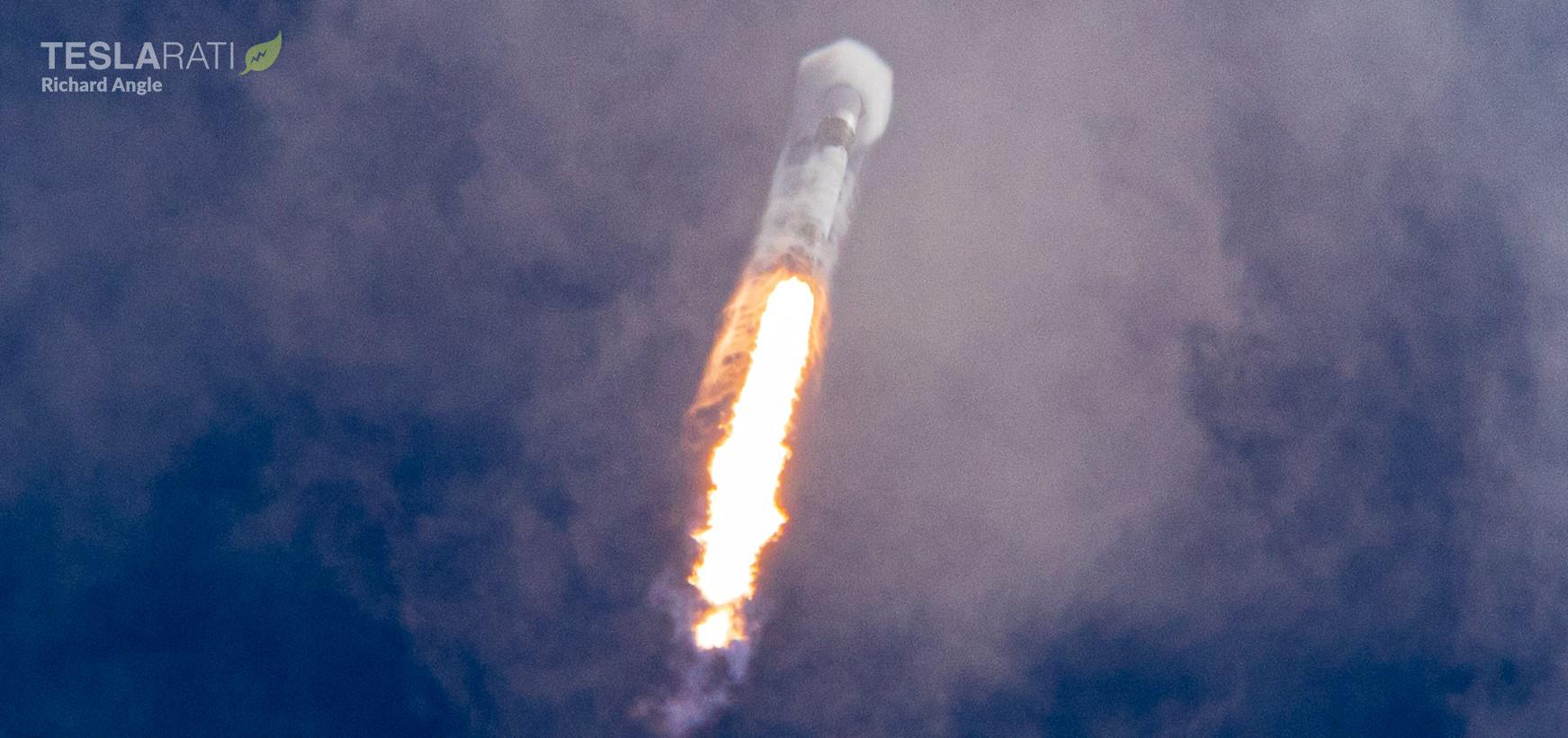 Даблхедер SpaceX Falcon 9 все еще готов к работе после аварийного прерывания запуска ULA