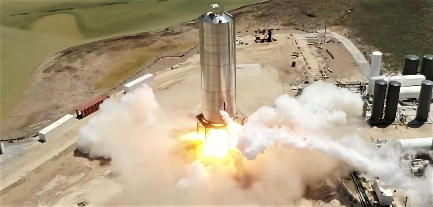 Дебют SpaceX Starship прыжка был прерван в последнюю секунду двигателем Raptor