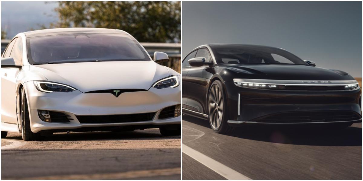 Почему Tesla не стоит беспокоиться о дальности действия Lucid в 517 миль