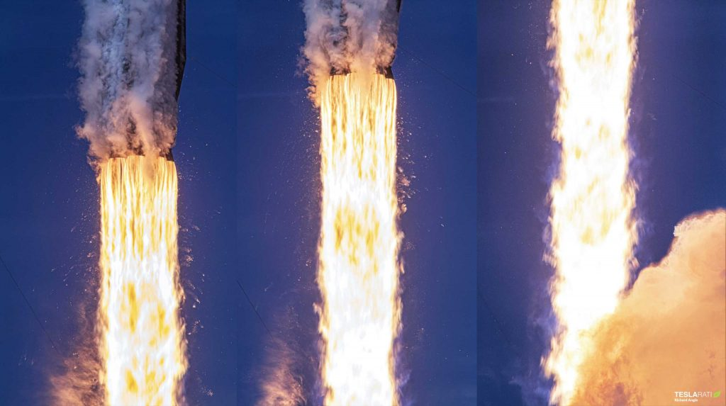 Илон Маск из SpaceX рассказывает о следующих целях в отношении повторного использования ракет Falcon
