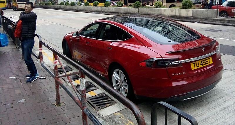 Tesla Arcade отключена в Гонконге из-за местных ограничений