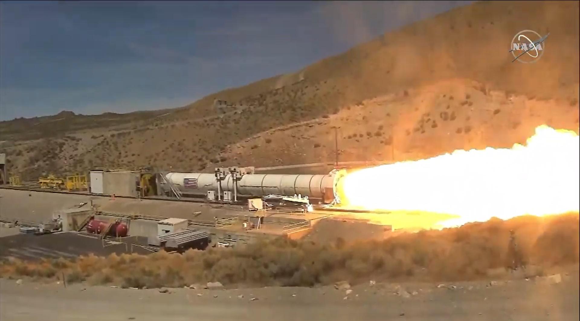 Миссия НАСА Artemis Moon стала важной вехой благодаря успешным полномасштабным испытаниям ракеты-носителя