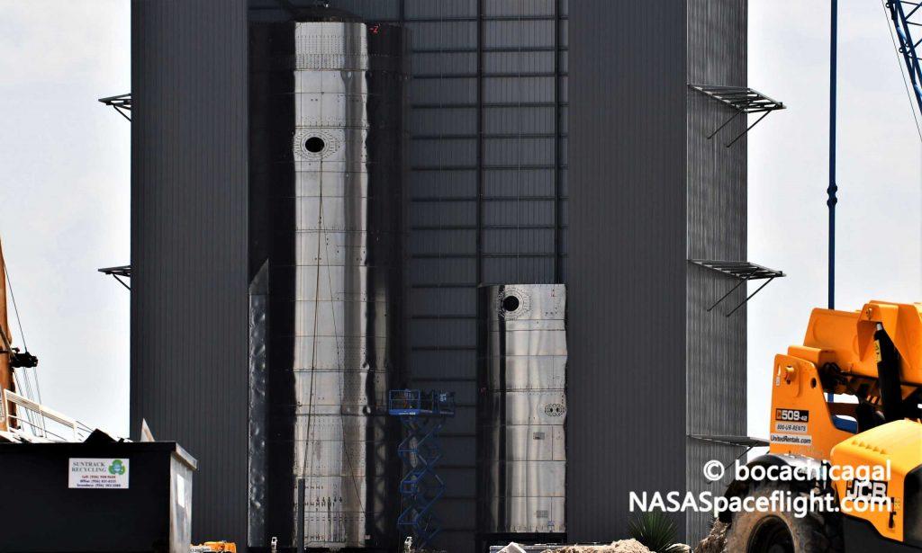 Первый высотный звездолет SpaceX готов проявить себя