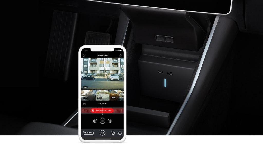 Tesla сотрудничает с Ring для использования Sentry Mode для интеграции автомобильных камер безопасности