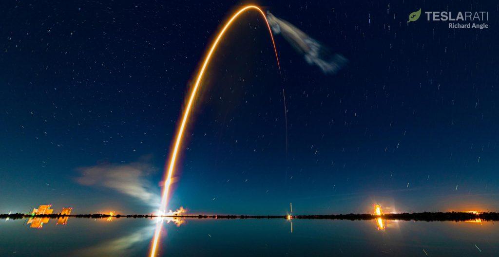 SpaceX добавляет загадочный запуск Falcon 9 в упакованный октябрьский манифест