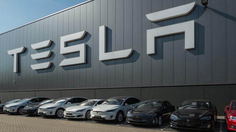 Банки Tesla вложили 5 миллиардов долларов во время всплеска акций