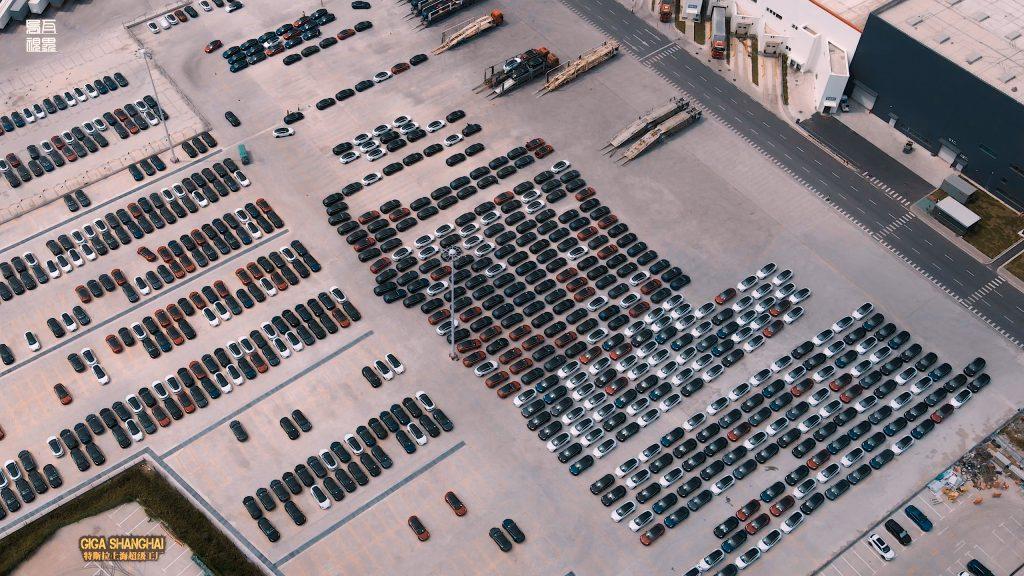 Партии Tesla Gigafactory Shanghai заполняются Model 3, поскольку начинается производство в третьем квартале