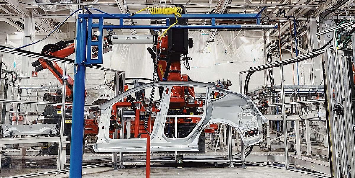 Производство Tesla Model Y в Китае начнется уже в ноябре: отчет