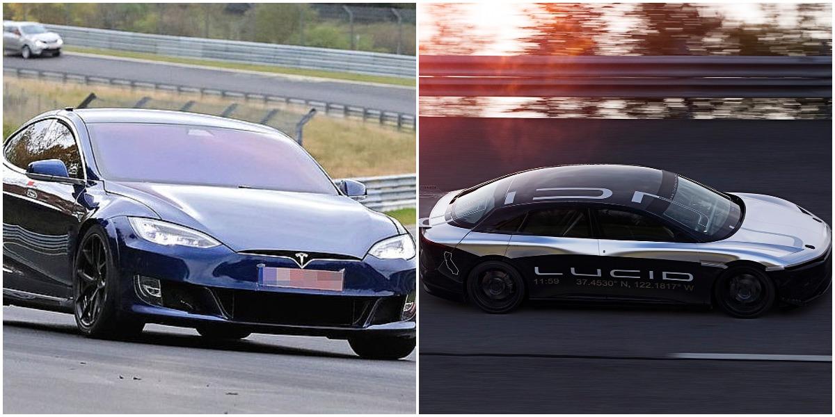 Технические характеристики Tesla и Lucid открывают дверь для выхода из ICE