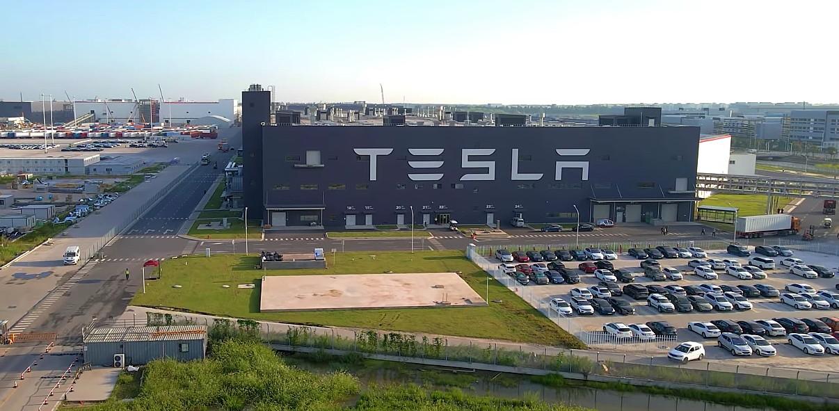 Tesla использует Gigafactory Shanghai для экспорта автомобилей в Азию и Европу: отчет