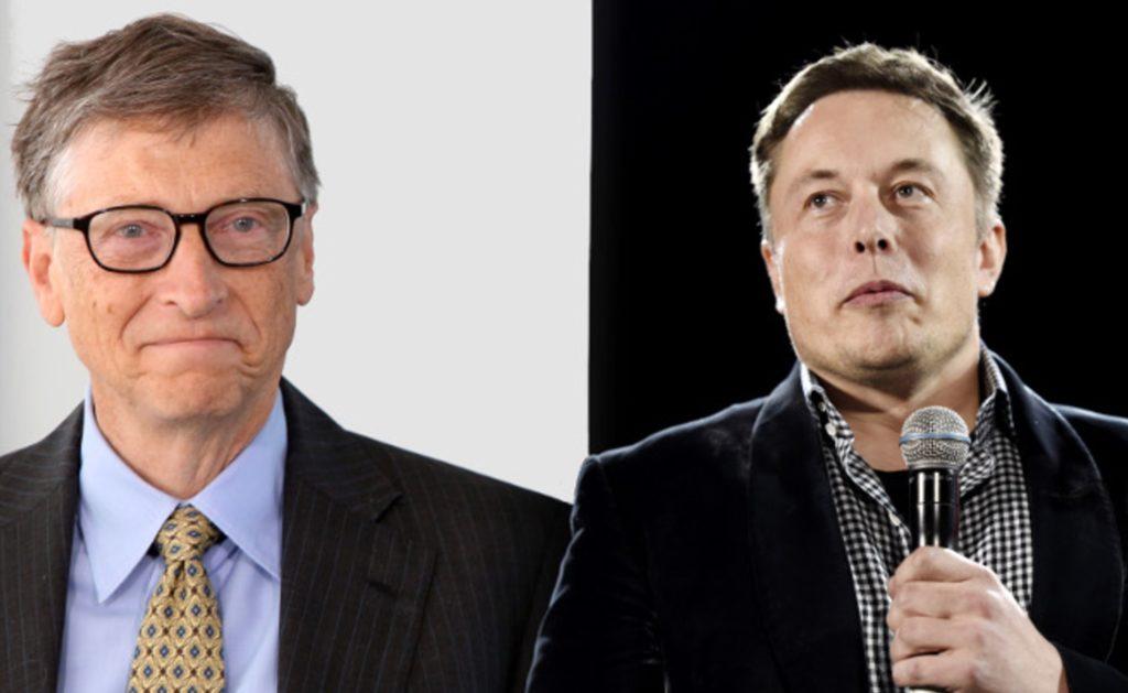 Тесла кто? Билл Гейтс отказывается упоминать лидера электромобилей в блоге