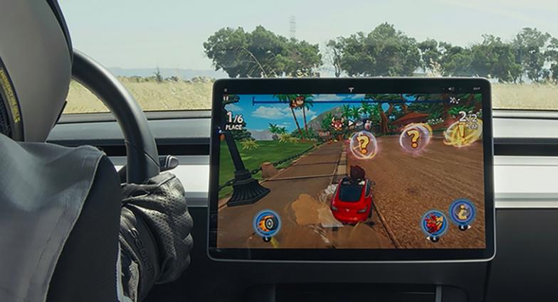Tesla Recruiting для платформы видеоигр