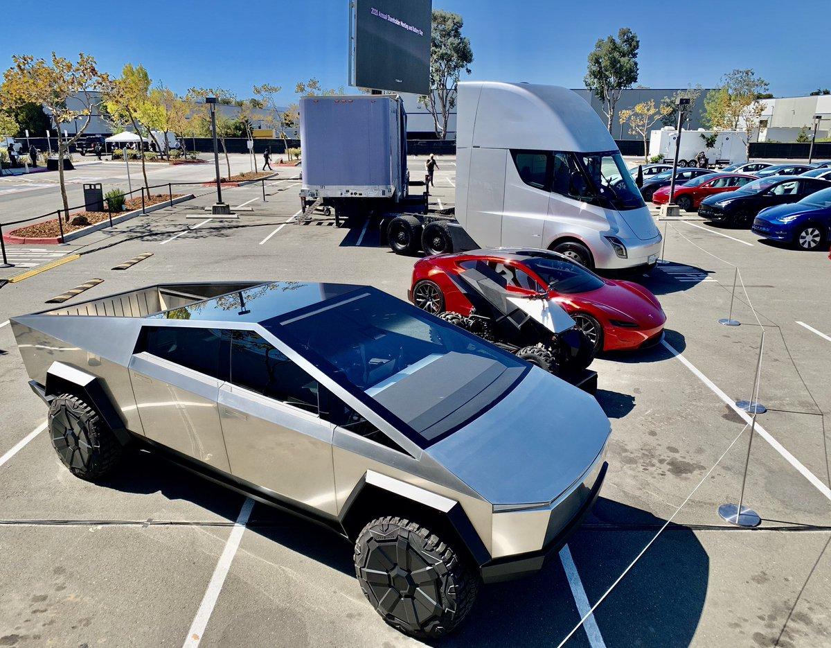 Tesla (TSLA) получает новые PT после прорыва в Battery Day