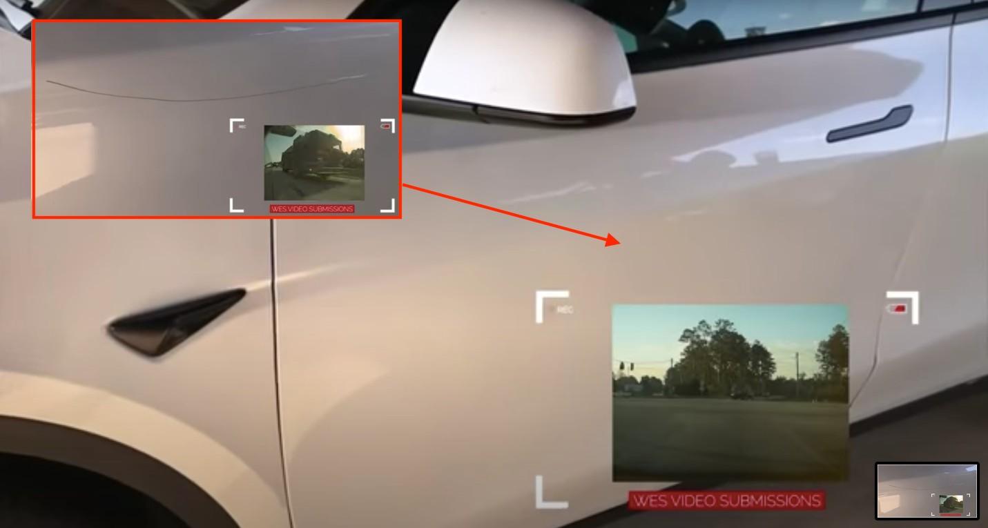 Вандалу Tesla предъявлены обвинения в том, что он зарезал новую Model Y на парковке