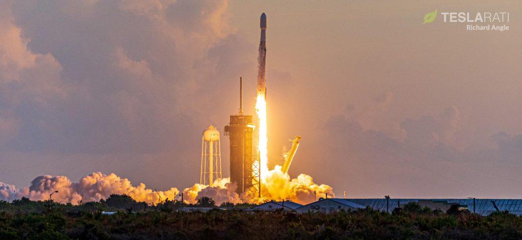 Асы SpaceX запускают, приземляются и ловят Starlink, пока Илон Маск дразнит публичную бета-версию ETA