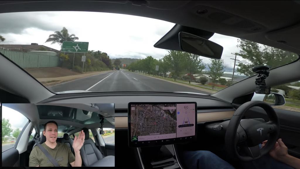 Tesla выпускает улучшенный алгоритм распознавания ограничения скорости по мере поступления данных по обучению AP Camera