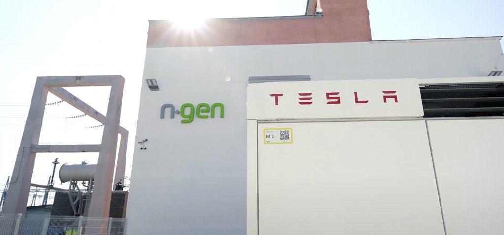 Словенская компания, работающая на Tesla, делает ставку на новую установку Megapack
