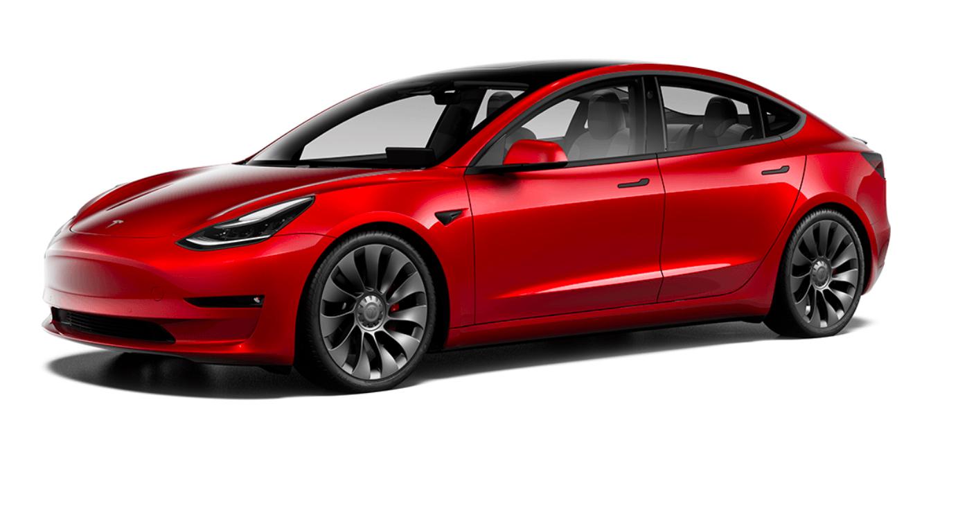 Обновленная Tesla Model 3 выходит с пробегом в 353 мили, колесами Uberturbine, багажником с электроприводом и многим другим