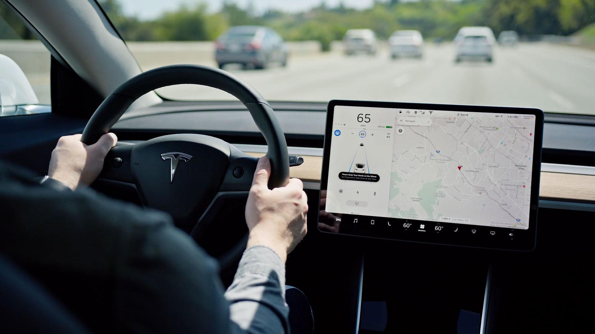 Tesla Autopilot теперь занимает второе место в GM Super Cruise: Consumer Reports