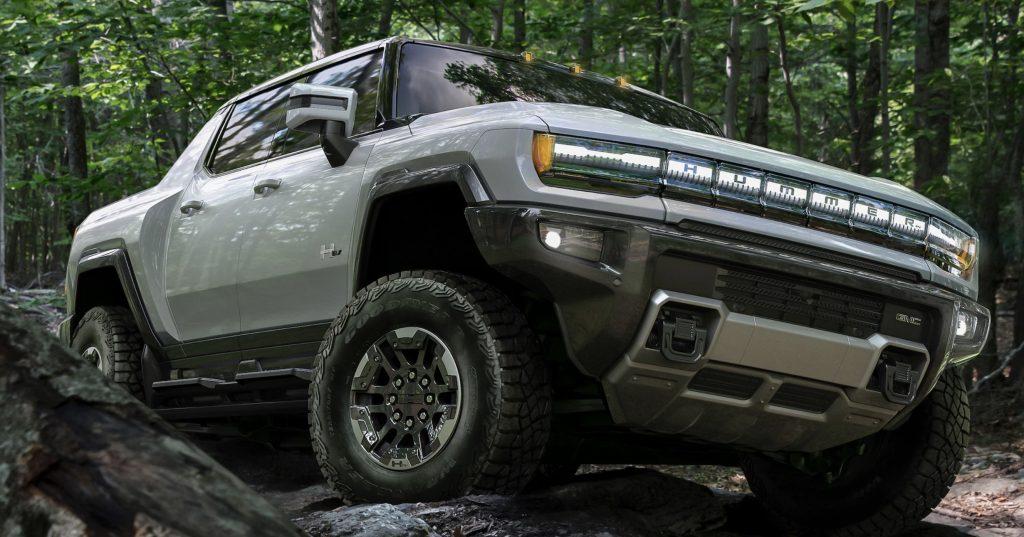 Hummer EV от GM получает бесплатный пропуск - это не оправдывает Rivian, Ford и Porsche