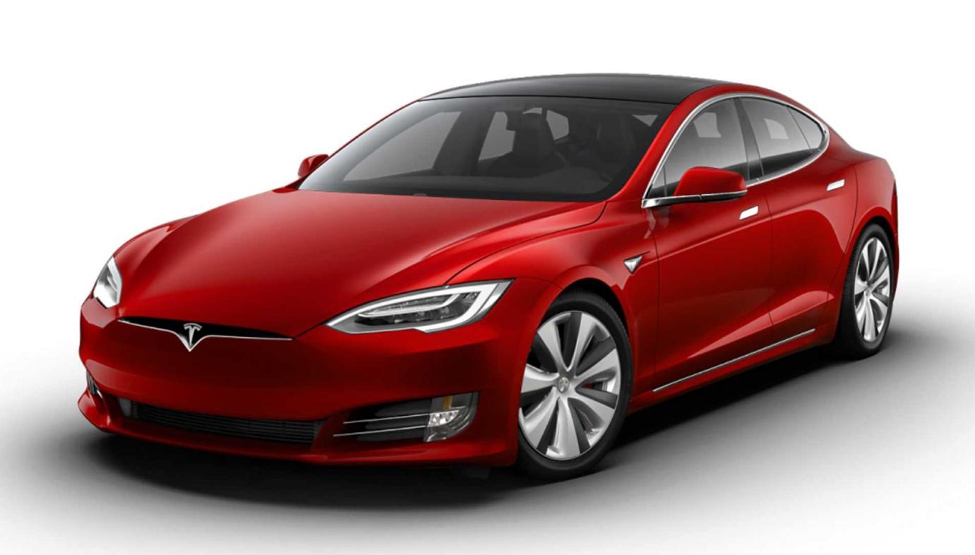 Илон Маск: плед Tesla Model S будет иметь структурную батарею, 4680 ячеек