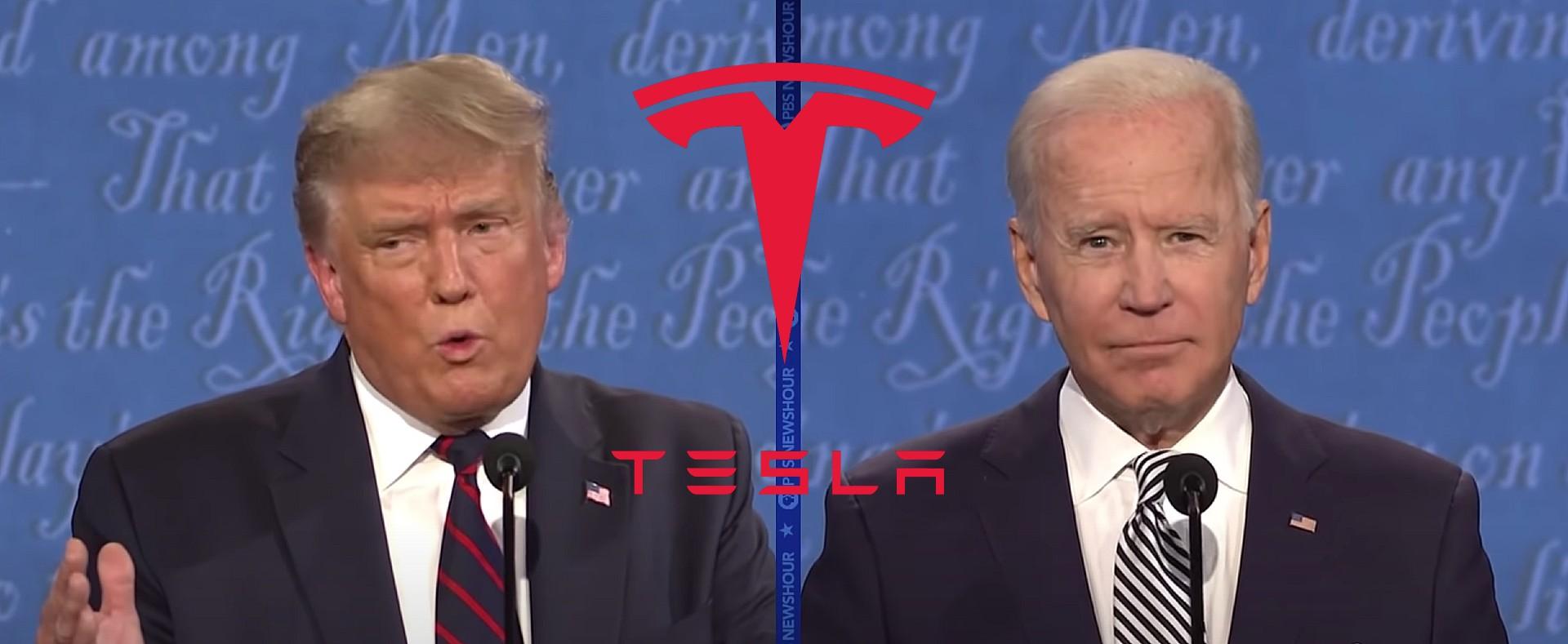 Какой президентский выбор лучше для будущего Tesla?
