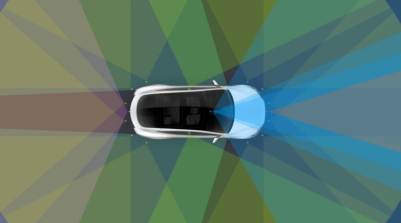 Маск: полная функция автопилота дебютирует на следующей неделе