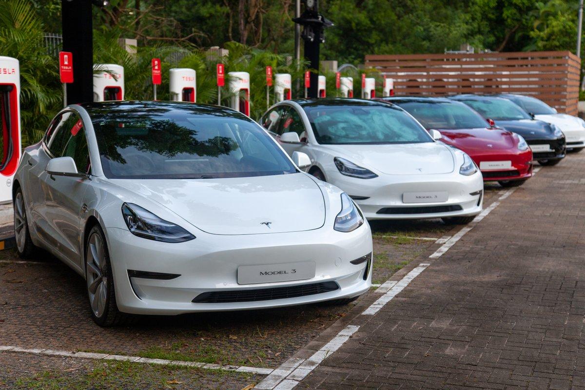 Новые цены на Tesla Model 3 в Китае загоняют местных конкурентов в угол