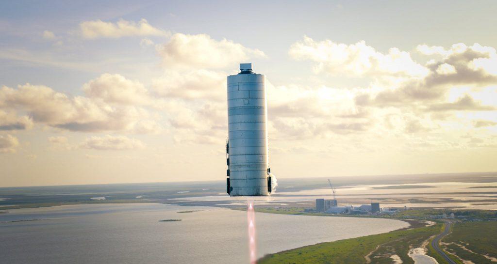 SpaceX в партнерстве с военными США изучит использование ракет для доставки грузов по всему миру