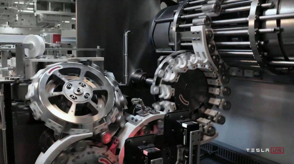 Tesla Gigafactory Texas включит производство аккумуляторных батарей