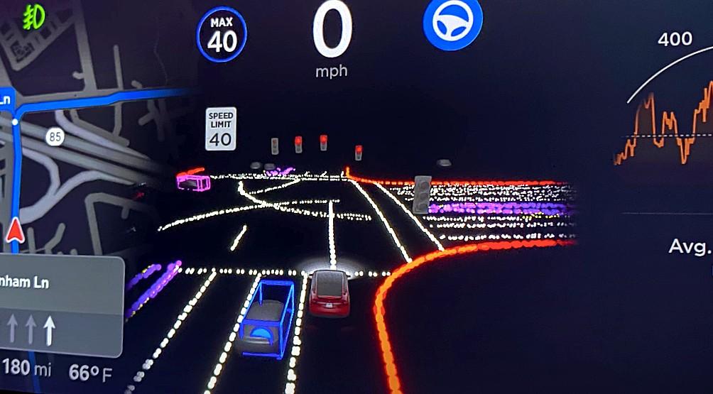 Владельцы Tesla делятся первыми впечатлениями о реальной производительности Full Self-Driving beta