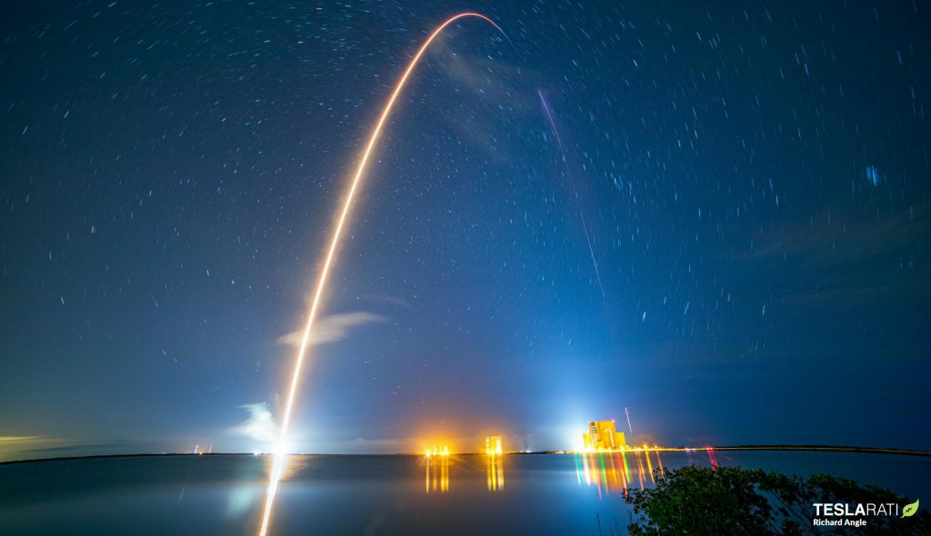 Ракета SpaceX Falcon 9 достигла первого оперативного запуска астронавта НАСА