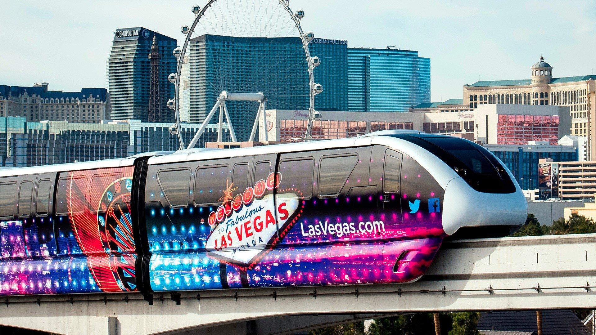 Партнер Boring Co., LVCVA, приобретает монорельс Vegas, уступая место расширению Vegas Loop
