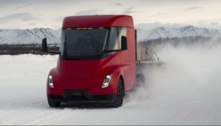 Эффект бабочки Tesla Semi изменит облик маршрутов тяжелых грузовых перевозок