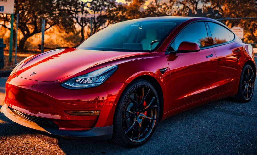 Аккумулятор Tesla Model 3 82 кВтч официально внесен в список на сайте CA Clean Fuel Reward