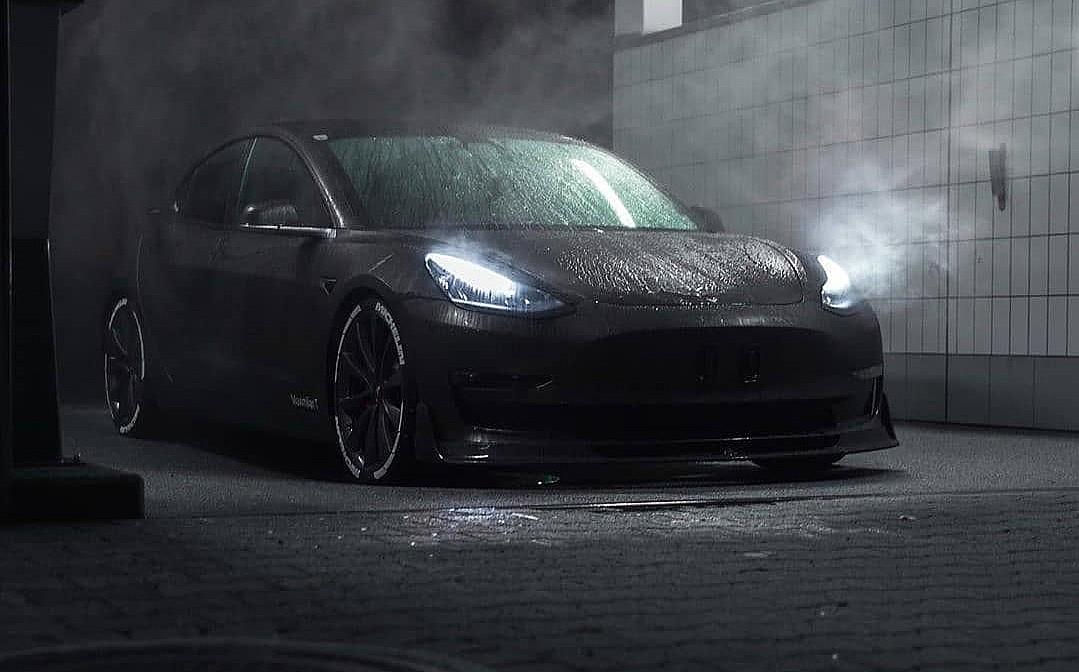 Батарейные блоки Tesla Model 3 и Model Y из переработанных материалов прибывают