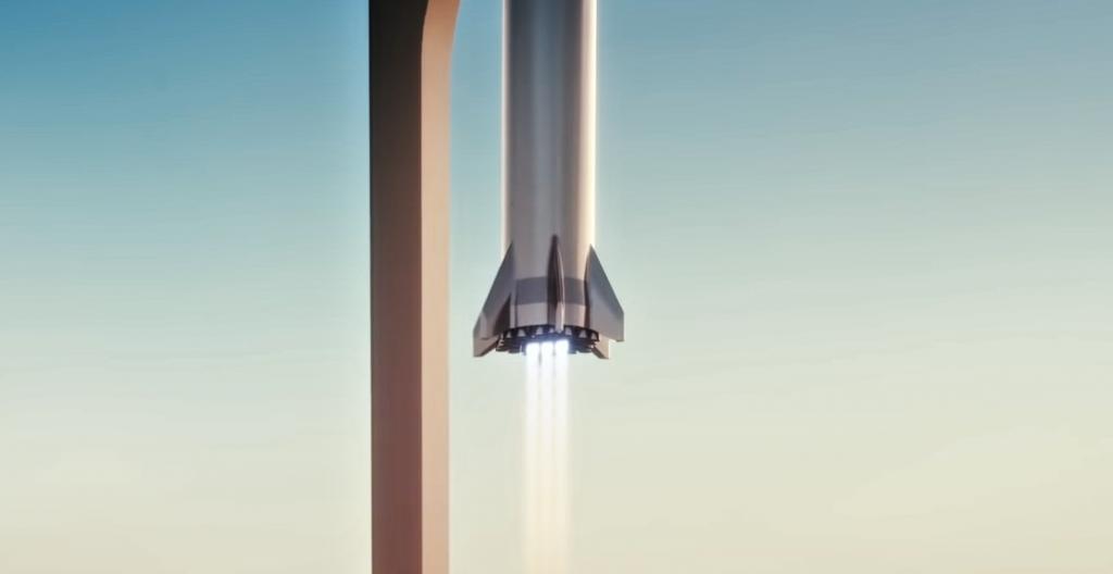 Илон Маск: ускорители SpaceX Starship могут полностью отказаться от приземлений