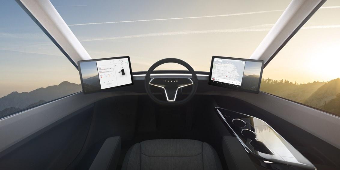 Персонал Tesla для полупроизводства