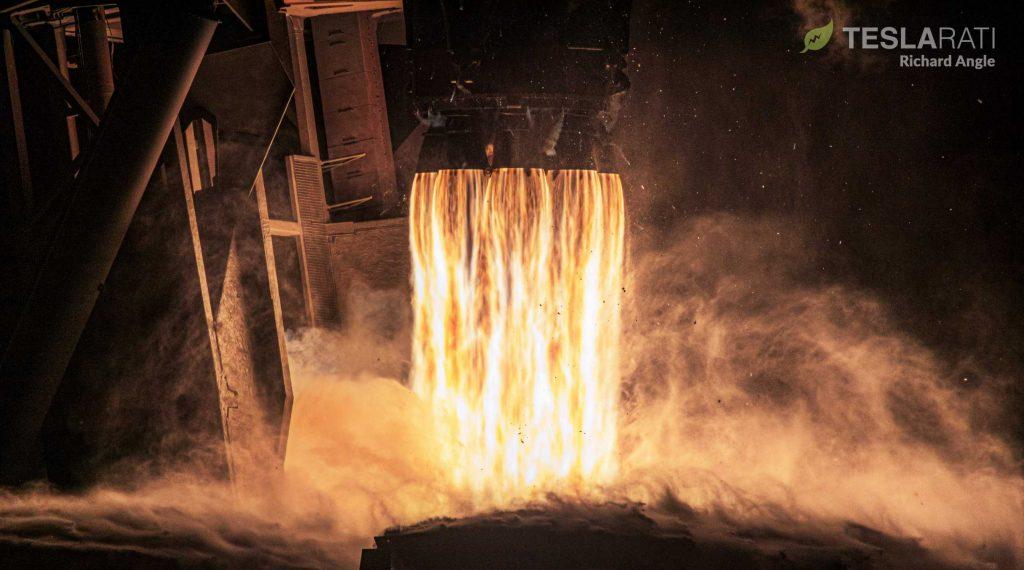 Первый запуск SpaceX Starlink в году состоится после изменения графика
