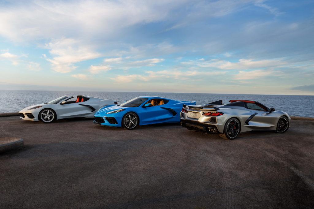 GM рассматривает полностью электрический внедорожник Corvette