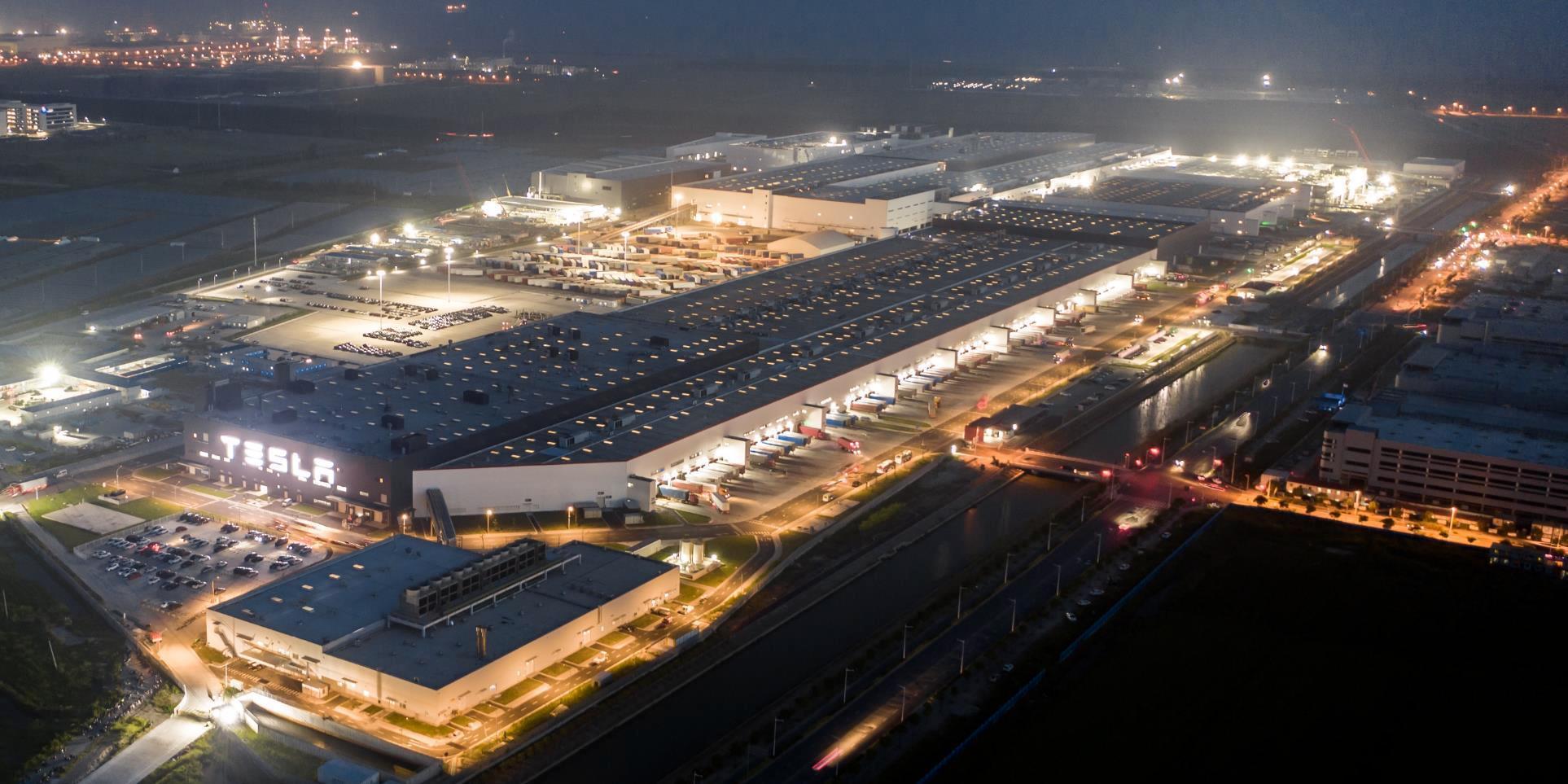 Оценка производства Tesla Gigafactory Shanghai 2021 Model 3 и Model Y скорее всего консервативна.