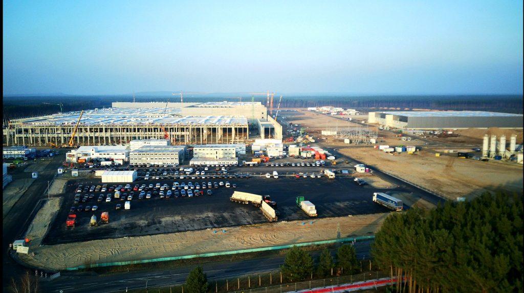 Окончательные разрешения Tesla Gigafactory Berlin будут выданы через четыре недели: отчет